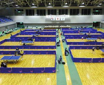 全日本社会人卓球大会