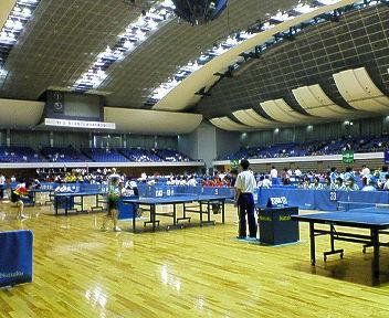 東北高校卓球選手権大会