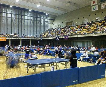 県民体育大会2<br />  日目
